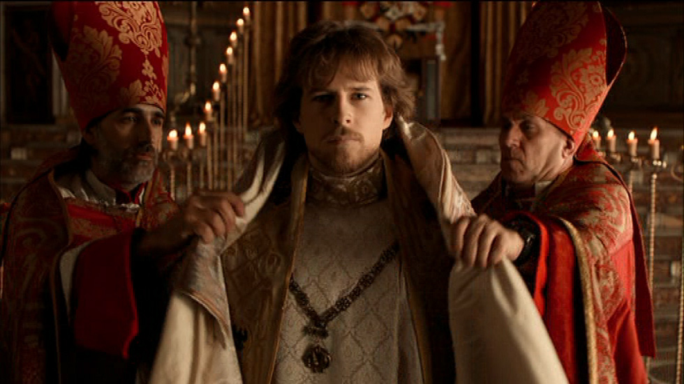 'Carlos, Rey Emperador', muy pronto en La 1