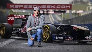 """Carlos Sainz Jr.: """"Mi objetivo es ser campeón del mundo"""""""