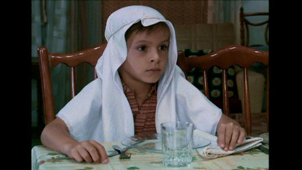 Cuéntame cómo pasó - Carlos y su empeño por ser Lawrence de arabia