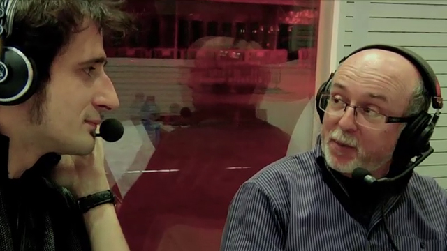 Radio 3 rinde homenaje a rne en su 75 aniversario for Carles mesa radio nacional