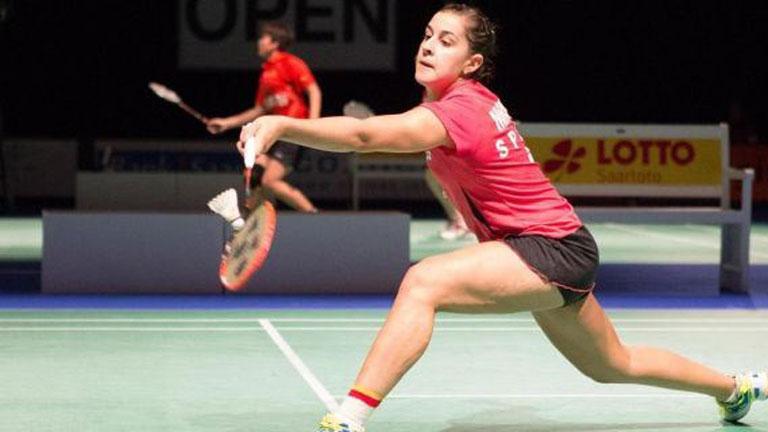 Carolina Marín cae en las semifinales del Bitburger Open ante Sun Yu