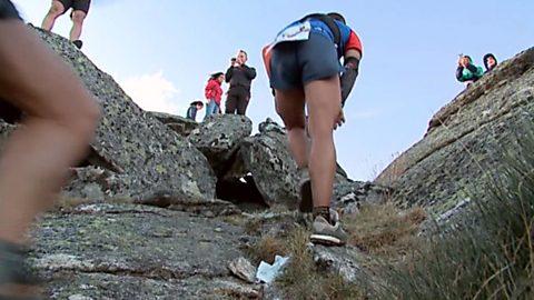 Trail Ultratrail La Covatilla