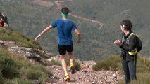 Carrera de montaña - Tres Valles 2017