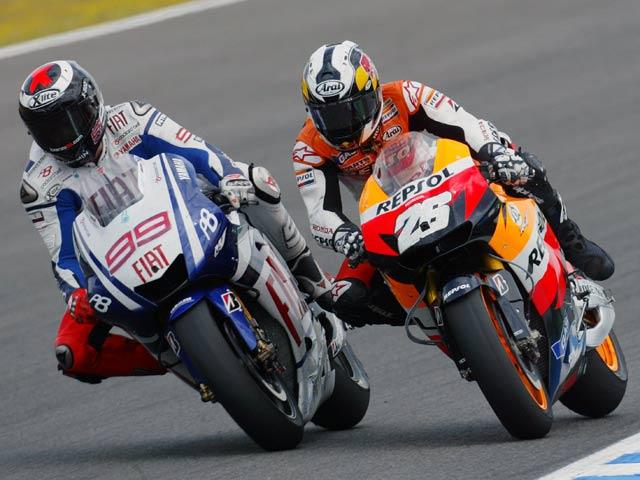 Carrera MotoGP GP de Jerez