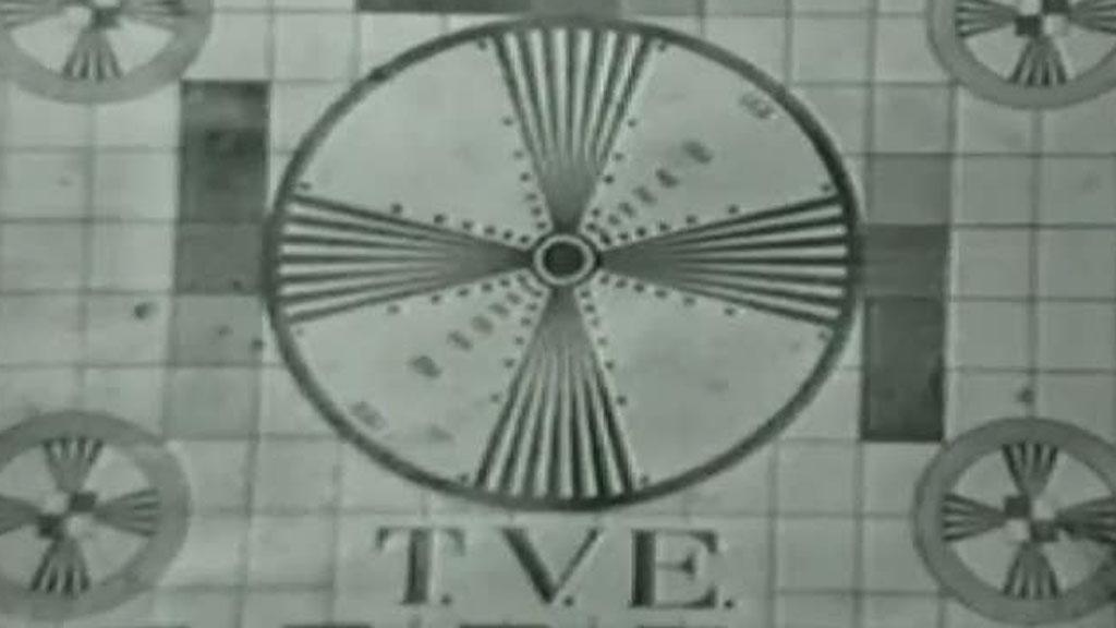 Carta de ajuste previa al comienzo de las emisiones de TVE el 28 de octubre de 1956