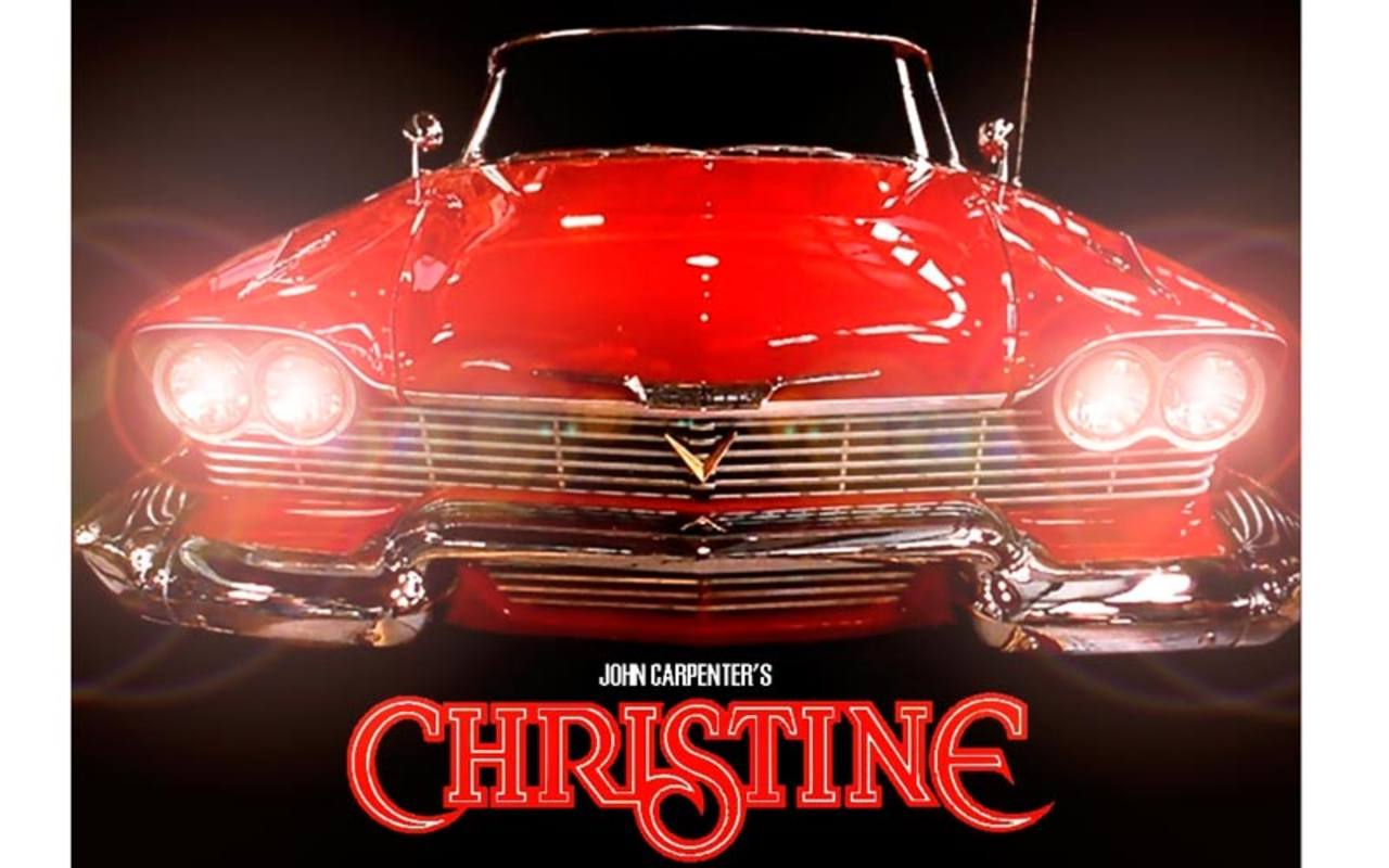 Cartel de 'Christine'