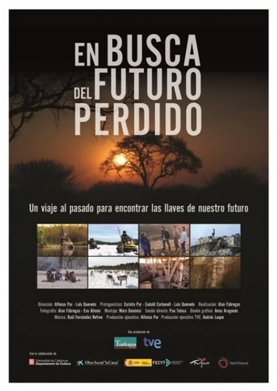 Cartel del documental 'En busca del futuro perdido'