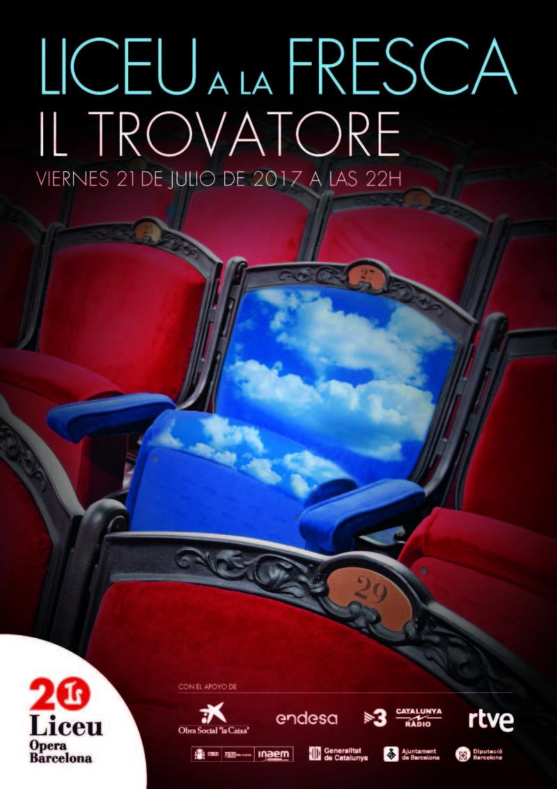 Resultat d'imatges de Il trovatore el liceu