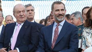 La Casa Real asegura que Juan Carlos I no acudió al Congreso por motivos de protocolo