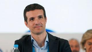 """Casado acusa a Podemos de tener una """"doble vara de medir"""" con los comentarios machistas"""