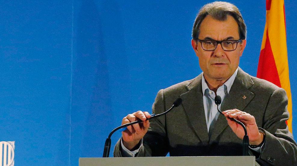 El 80,7% de los votantes en la consulta dice 'sí' a un Estado catalán independiente