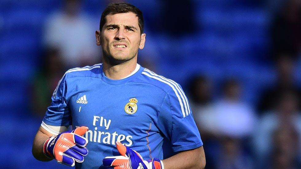 Casillas confirma su continuidad en el Real Madrid