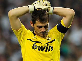 """Casillas: """"Hubiera sido más justo el empate"""""""