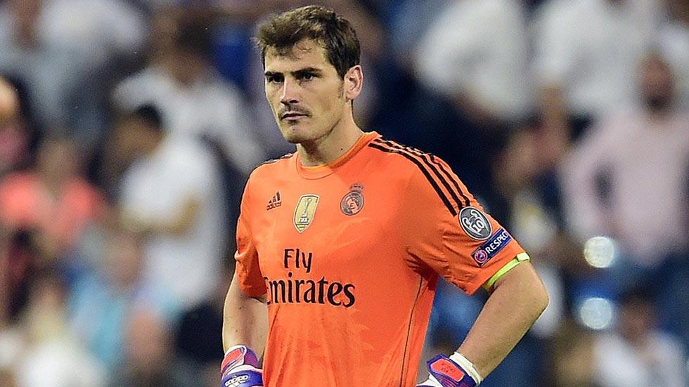 Casillas se replantea su futuro a sus 34 años