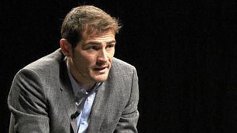 "Casillas, sobre su relación con Mourinho: ""No cruzábamos palabra"""
