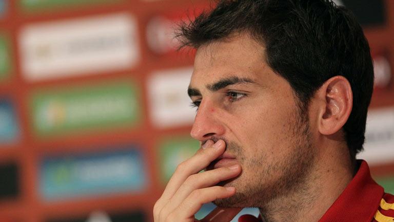 """Casillas: """"Somos nuestro máximo rival"""""""