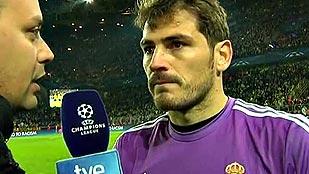 """Casillas: """"Nos viene bien este toque de atención"""""""