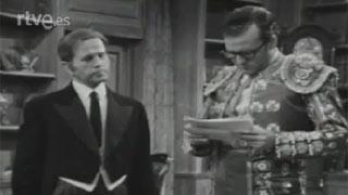 Estudio 1 - El caso del señor vestido de violeta