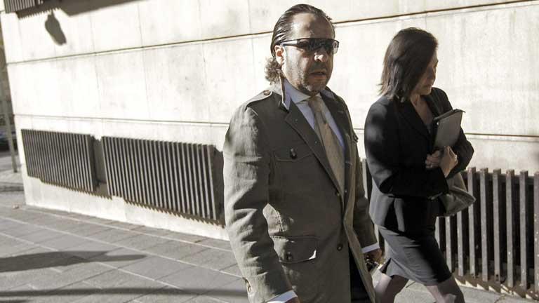 Los principales acusados en el caso Gürtel se niegan a declarar