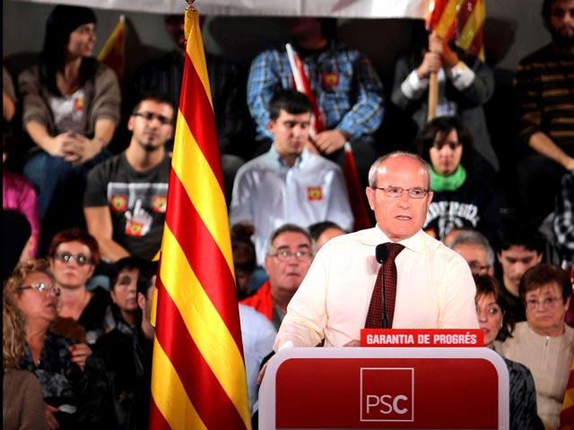 Artur Mas acusa al PSOE de utilizar electoralmente el caso Palau