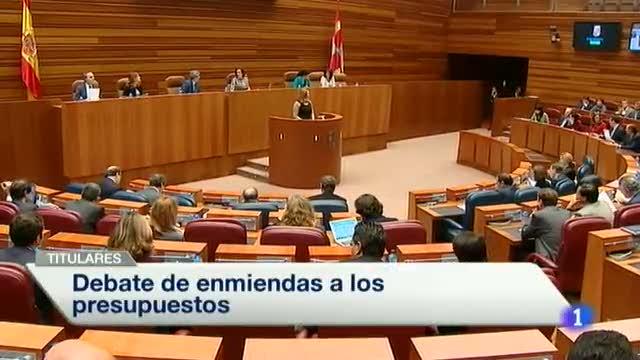 Castilla y León en 2' - 12/11/14