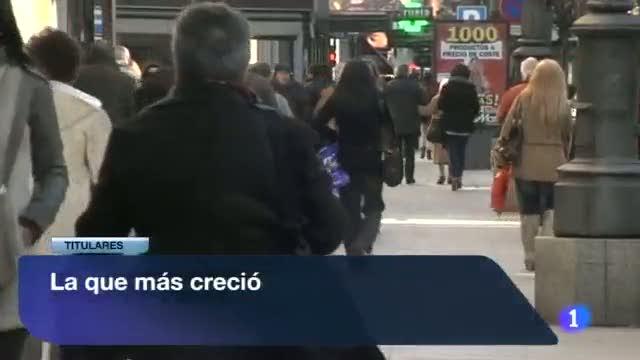 Castilla y León en dos minutos - 09/03/12