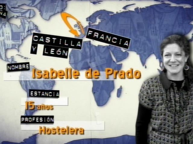 Destino: España - Castilla y León - Isabelle