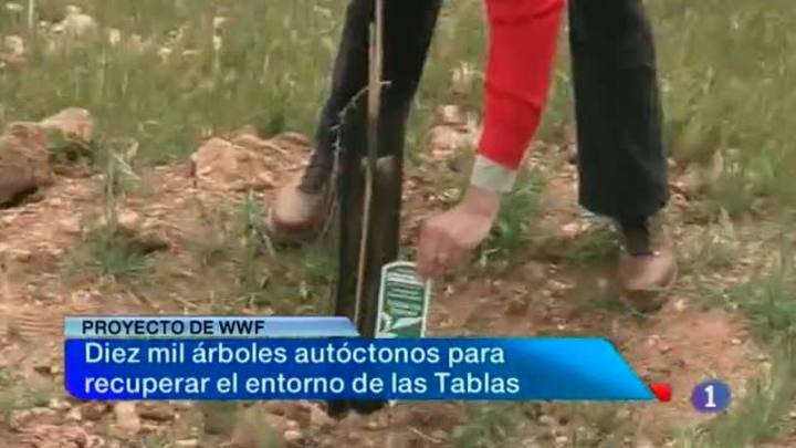 Castilla La Mancha en 2' - 25/04/12