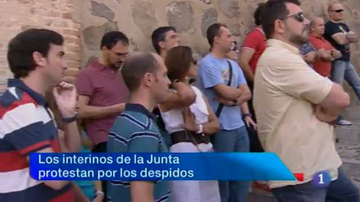 Castilla - La Mancha en 2' - 25/07/12