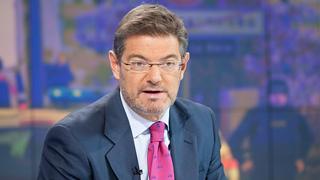 """Catalá cree que los atentados de París """"no deberían"""" cambiar la política de la UE respecto a los refugiados"""