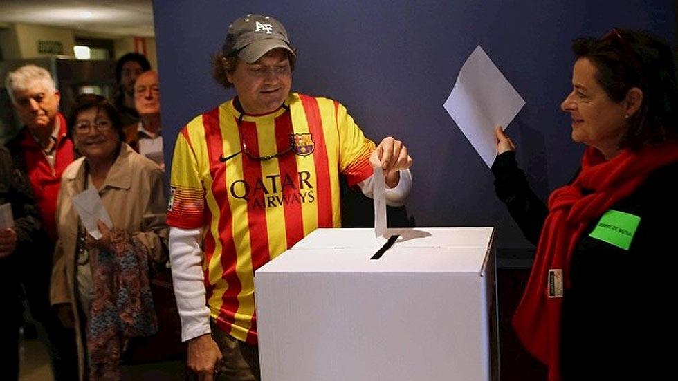 """Los catalanes, sobre el 9N: """"Es una ocasión que no se puede despreciar"""""""