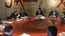 Ir al VideoLos catalanes suspenden la gestión de Mas durante 2014