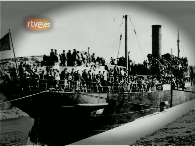 El documental de La 2: Cautivos en la arena - avance