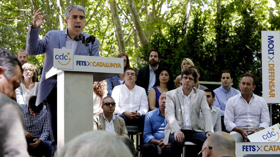 "CDC se erige como voto fiable sin ""agendas alternativas"" a la independencia"