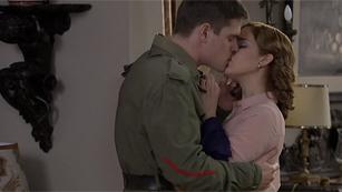 Amar - Cecilia besa a Alberto y este vuelve a rechazarla