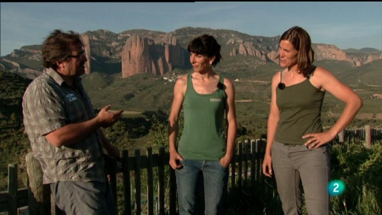 Al filo de lo imposible - Viviendo al filo con Cecilia Buil y Elena de Castro