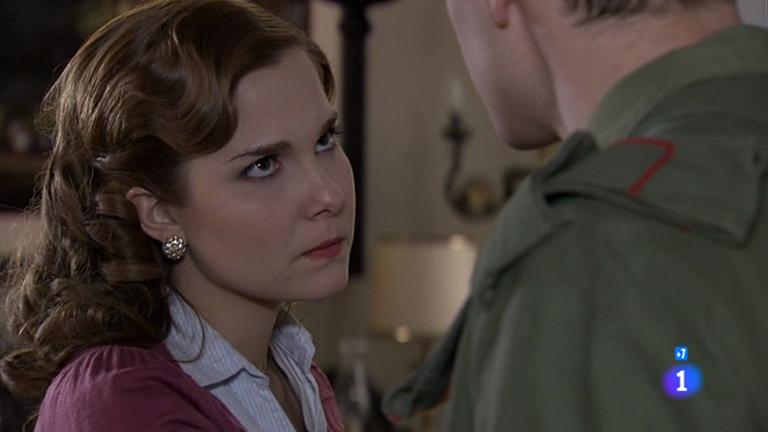 Amar - Cecilia desprecia con todas sus fuerzas a Alberto
