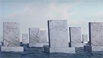 El cementerio marino de los refugiados