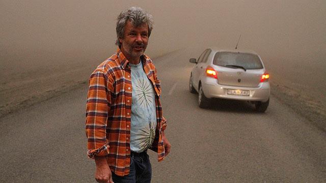 La nube de cenizas del volcán islandés podría llegar a España el jueves