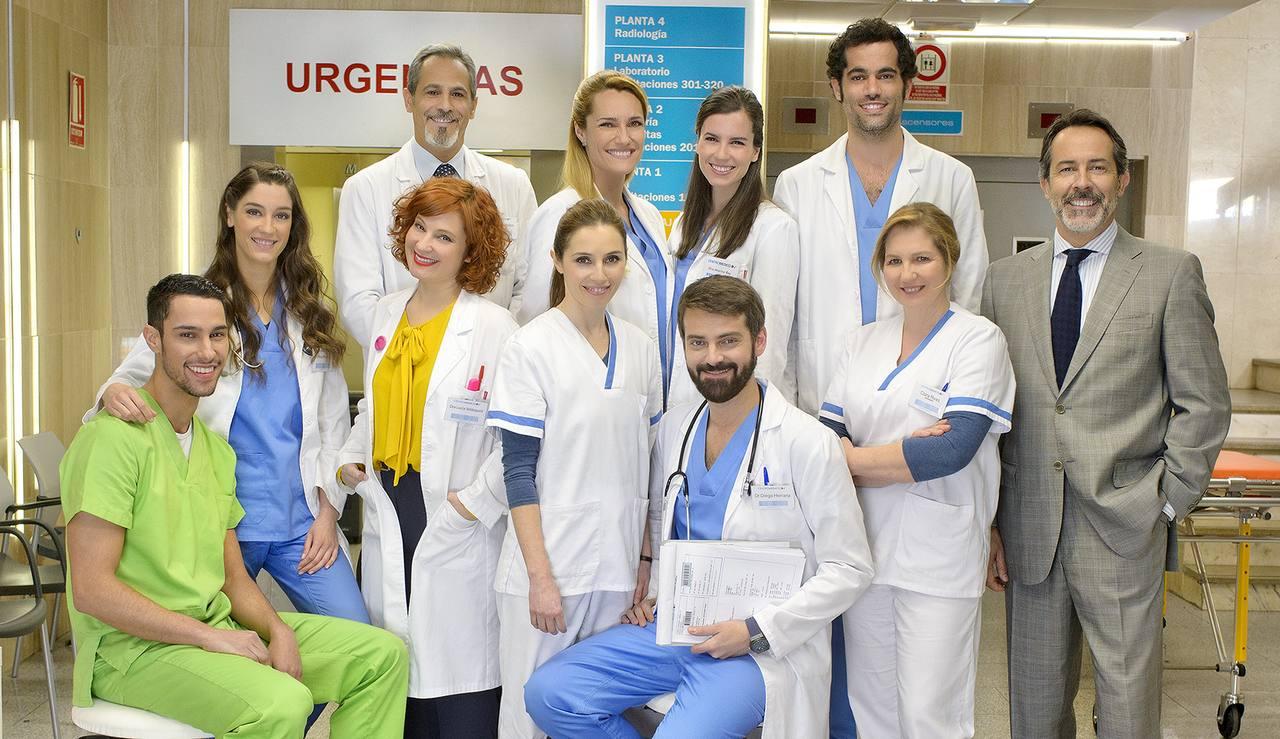 Centro Médico 2x160 y 2x161 Espa&ntildeol Disponible
