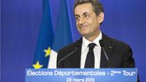 Ir al VideoEl centroderecha de Sarkozy arrasa en las elecciones departamentales francesas
