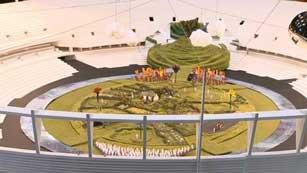 La ceremonia de inauguración de los Juegos Olímpicos de Londres puede ser 'de cine'