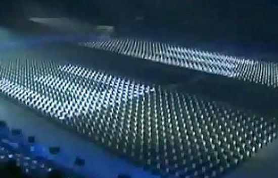 Las imágenes robadas de la Ceremonia de la Inauguración de Pekín
