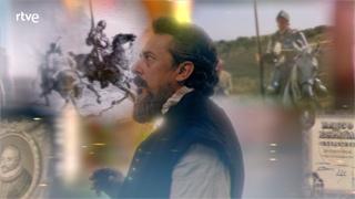El Ministerio del Tiempo - Cervantes ve la trascendencia del Quijote en el futuro