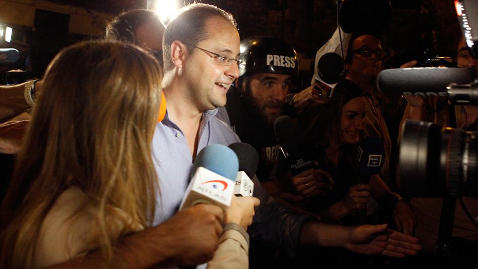 """César Luena: """"Ha sido un orgullo haber sido el secretario de organización de Pedro Sánchez"""""""