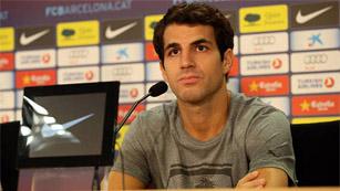 """Cesc: """"Ganar el clásico no sentencia la Liga"""""""
