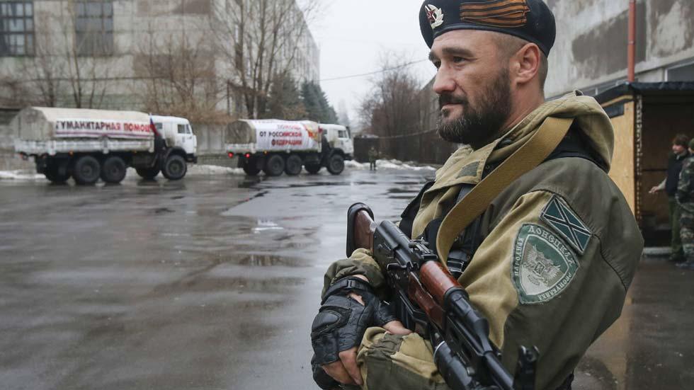 Ucrania constata el cese de las hostilidades en el este pero prevé duplicar el presupuesto militar