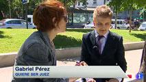 Ir al VideoEl CGPJ aprueba que los invidentes puedan llegar a ser jueces
