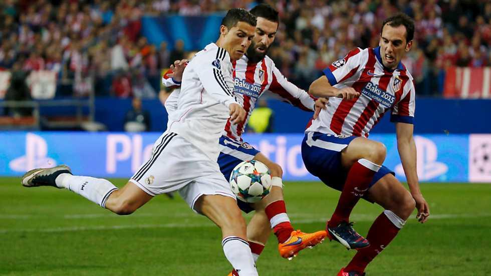 Champions league partido completo atl tico de madrid for Juego de real madrid