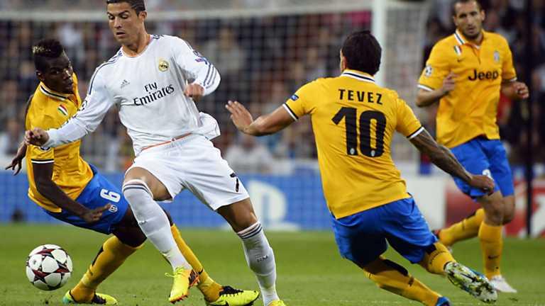 Video motivacional de la Juventus de cara al partido con Real Madrid